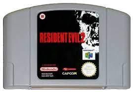 Resident Evil 2 (N64) Only Cartridge