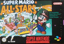 Super Mario All Stars (CIB) SNSP-4M-FRG (Komplett)