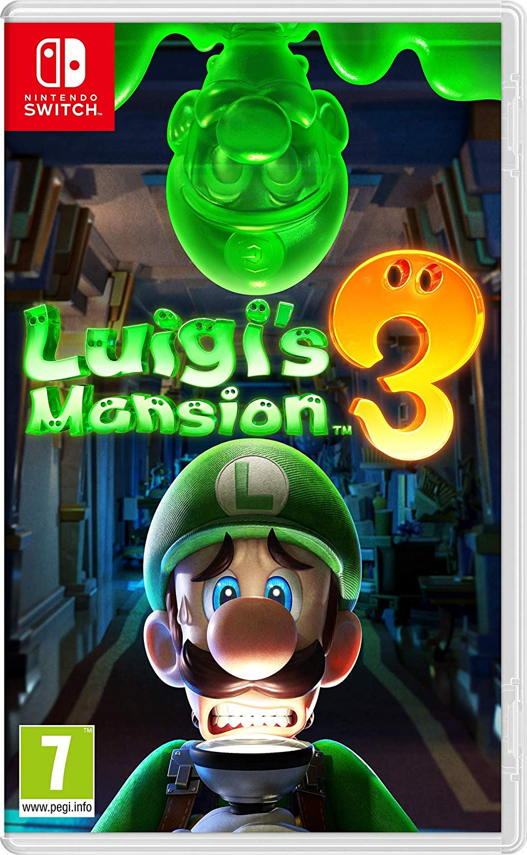 Luigi's Mansion 3 (Új) Nintendo Switch