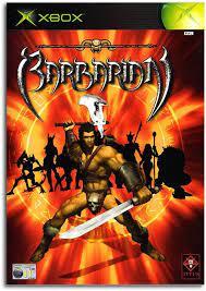 Barbarian (Német borító,  választható angol nyelvvel)