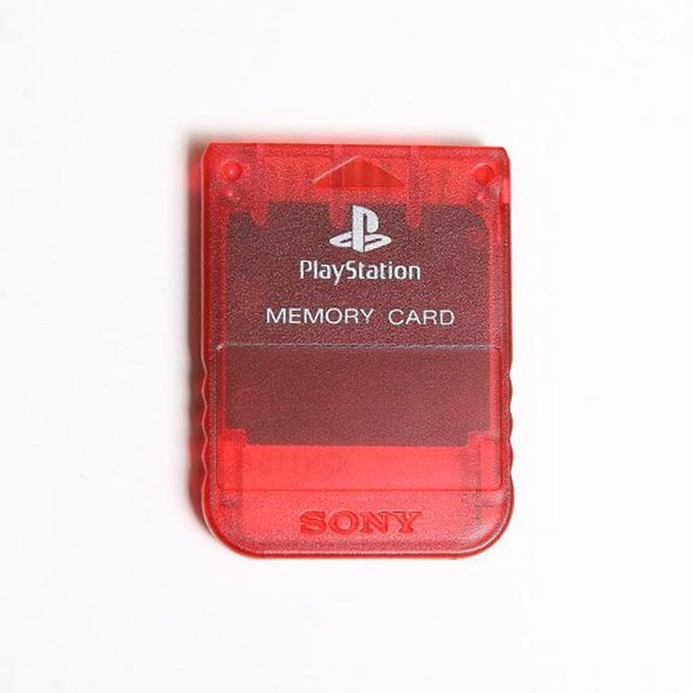 Playstation 1 Memória Kártya