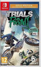 Trials Fusion (Gold edition) Nintendo Switch